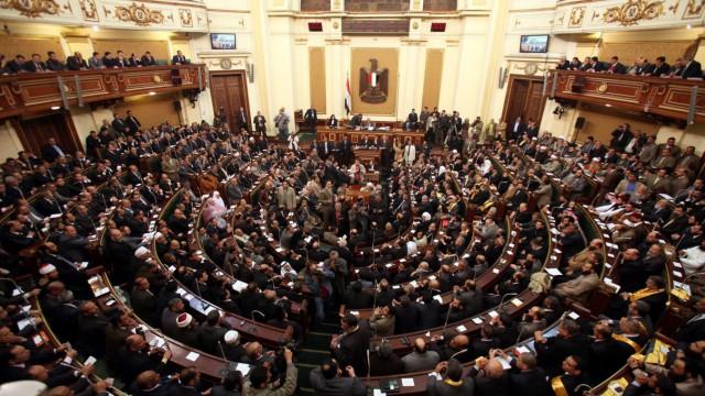 Ägyptisches Parlement wird aufgelöst