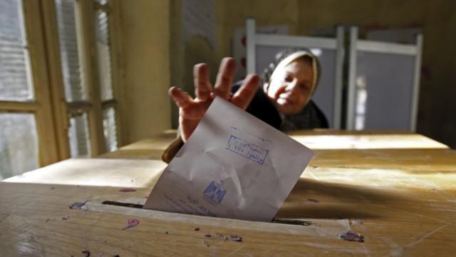 Parlament in Ägypten löst sich auf