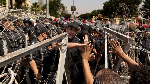 Wahlen in Ägypten Parlament in Ägypten aufgelöst
