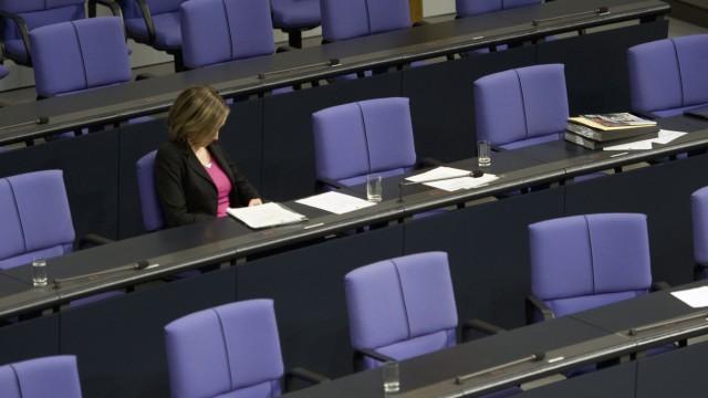 Bundestag debattiert Betreuungsgeld