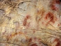 Höhlenmalerei vor Besiedlung Europas erfunden