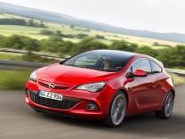 Opel, Astra, Kompakt, VW Golf, OPC