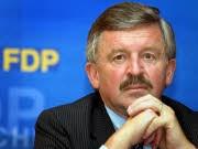 Jürgen Möllemann, FDP, dpa