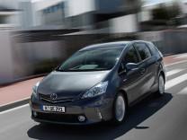 Toyota, Prius, Hybrid, Verbrauch, Benzinpreis, Van, Familienvan