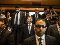 Muslim-Brüder in Ägypten, Präsidentschaftskandidat Mohamed Morsi