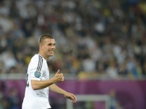 Euro 2012: Deutschland - Portugal