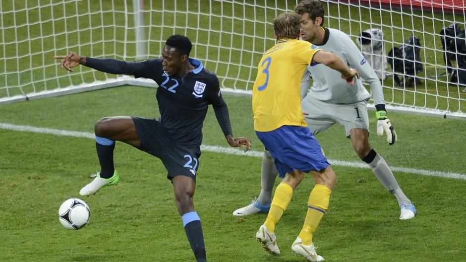 Welbeck England EM Fußball-EM Schweden Europameisterschaft