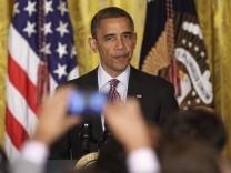 Barack Obama befeuert die Romney-Kampagne mit einem Patzer