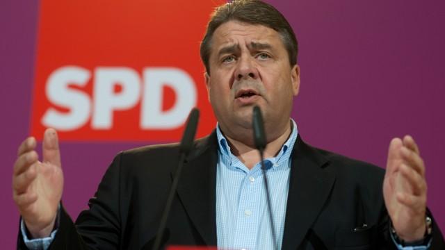 Gabriel zu SPD-Parteikonvent