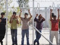 Asyl, Asylrecht, Immigration, europa, EU, Italien, Griechenland