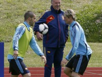 Spanien Italien EM 2012 Europameisterschaft