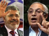 Ahmed Schafik, Präsidentschaftswahl, Ägypten, Stichwahl