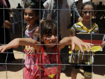 Flüchtlingslager bei  Ras Ajdir