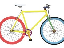 Fahrrad, Design, Mobilität, Chic, Trend