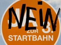'Nein' zu dritter Startbahn München