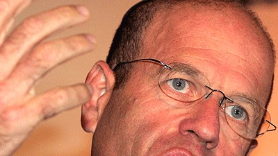 Israelkritiker Avraham Burg