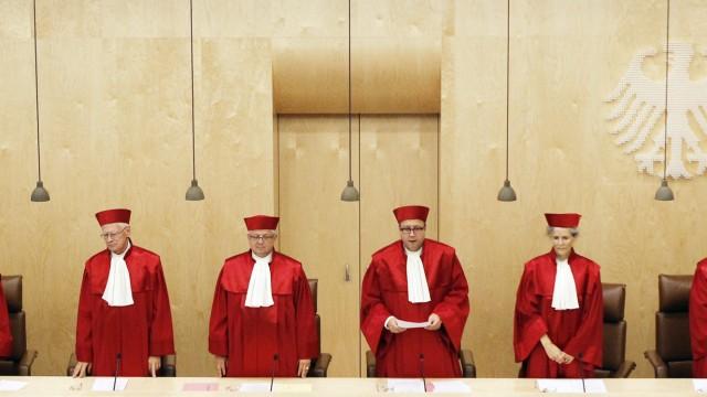 Bundesverfassungsgericht stärkt Bundestag