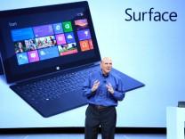 Microsoft greift Apple mit eigenen Tablet-Computern an - Surface