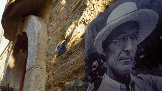 Tessin Luganer See Hermann Hesse