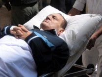 Mubarak moved from Egypt prison hospital after stroke