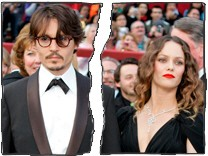Johnny Depp und Vanessa Paradis geben Trennung bekannt
