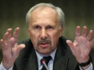 Nationalbankgouverneur Ewald Nowotny