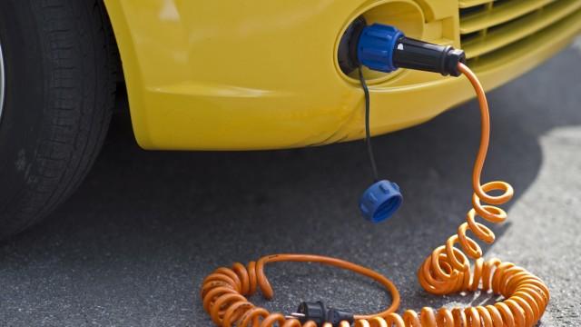 Neuer Elektroauto-Bericht wird vorgestellt