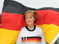Angela Merkel Viertelfinale