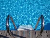 Swimmingpool Pool Hotelanlagen Pumpe