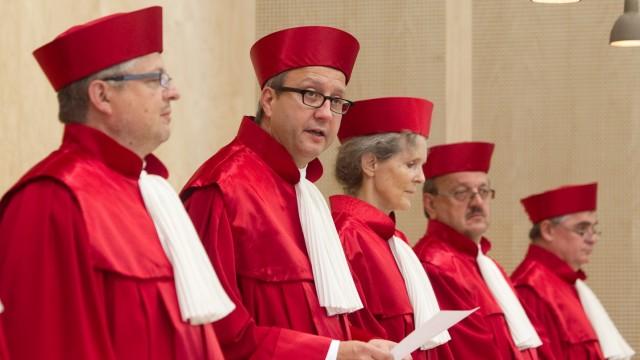 Richter am Bundesverfassungsgericht in Karlsruhe; Andreas Vosskuhle