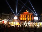 Brandenburger Tor; Mauerfall; Berlin; dpa