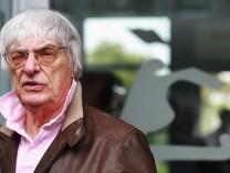 Formel 1-Boss Bernie Ecclestone