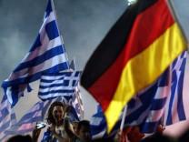 Statistik zum Viertelfinale Deutschland - Griechenland