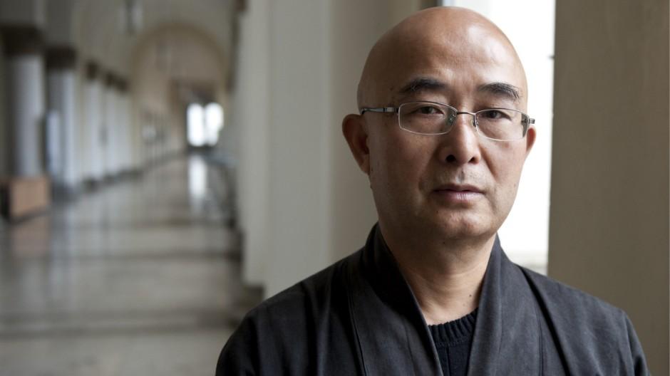 Liao Yiwu erhaelt den Friedenspreis des Deutschen Buchhandels 2012