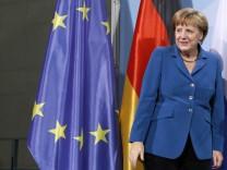 Angela Merkel Fiskalpakt ESM