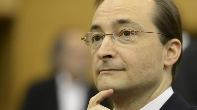 Zeitung: Mappus liess sich bei EnBW-Geschaeft von Banker steuern