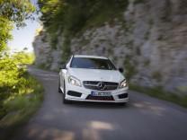 Mercedes-Benz A-Klasse 2012