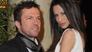 """Lothar Matthäus und Joanna Tuczynska in """"Lothar - immer am Ball"""""""