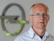 Der Betriebsratschef des Opel-Werkes Bochum, Rainer Einenkel, Foto: ddp