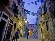 Europa Italien Venedig Touristen, Reuters