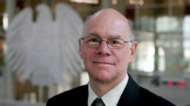 Bundestagspräsident Lammert zu ESM