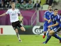 Quarter Final Germany vs Greece