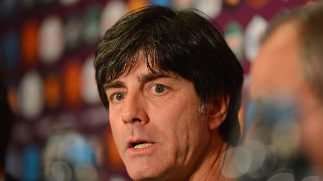 Post-Match Press Conferences - Germany v Greece, Quarter Final: UEFA EURO 2012