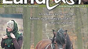 Zeitschrift Magazin: Landlust