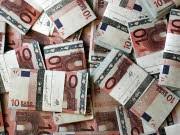 Euro; Geldscheine; dpa