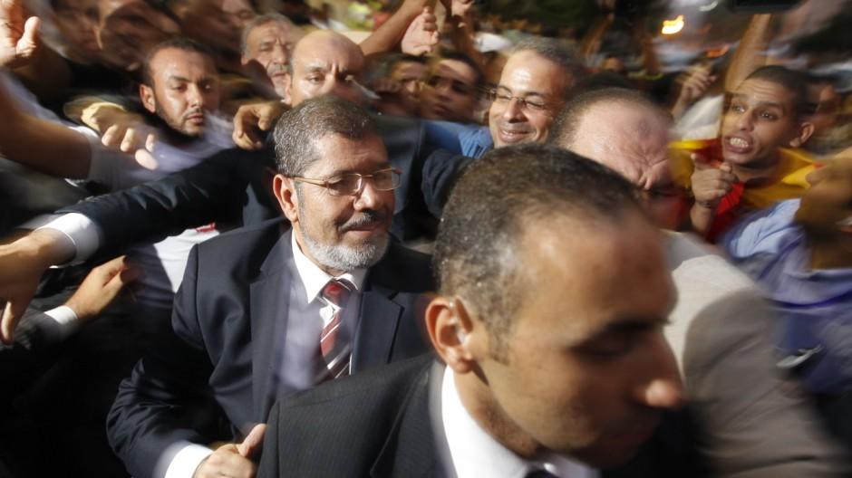Wahlen in Ägypten Islamistischer Präsident in Ägypten