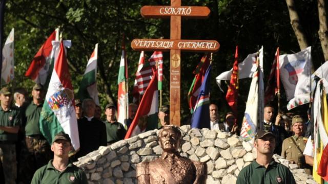 Viktor Orban Geschichtsrevisionismus in Ungarn