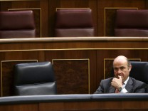 CONTROL SESSION IN SPANISH PARLIAMENT