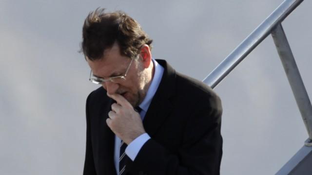 Schuldenkrise in Europa Krisenbewältigung in Spanien