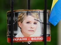 Charite-Leiter raet von Timoschenkos Teilnahme an Prozess ab